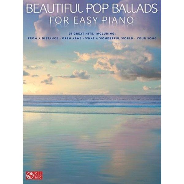 Hal Leonard Beautiful Pop Ballads for Easy Piano