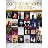 Hal Leonard Contemporary Women of Pop & Rock