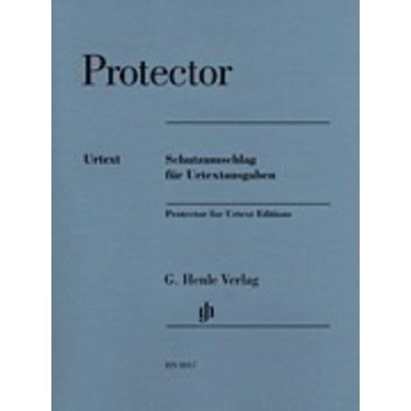 Hal Leonard Henle Plastic Protector