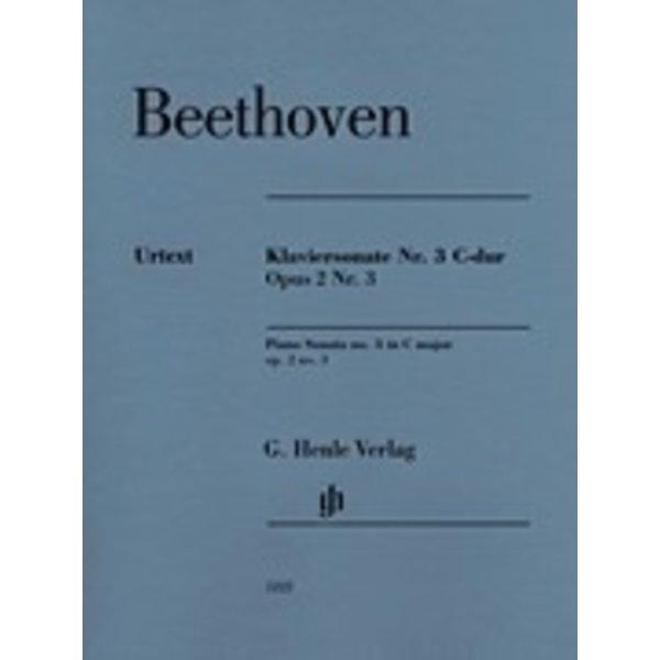 Hal Leonard Beethoven - Piano Sonata No. 3 C Major Op. 2 No. 3