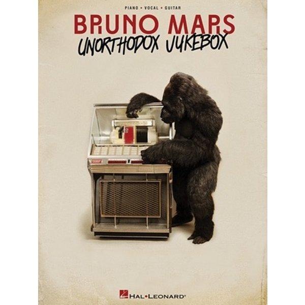 Hal Leonard Bruno Mars - Unorthodox Jukebox