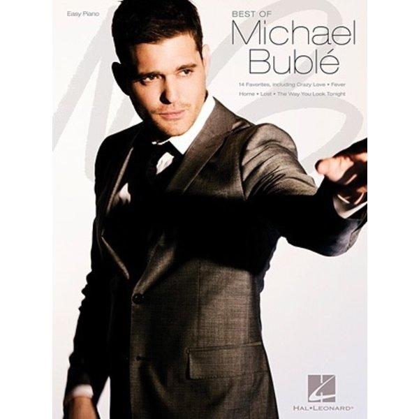 Hal Leonard Best of Michael Bublé