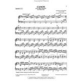 Carl Fischer Canon (Over Basso Ostinato)