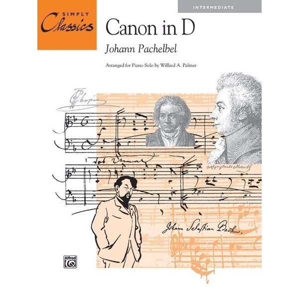 Alfred Music Canon in D