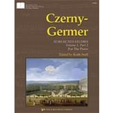 Kjos Czerny-Germer: 50 Selected Studies, Volume 2, Part 2