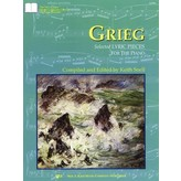 Kjos GRIEG SELECTED LYRIC PIECES FOR PIANO