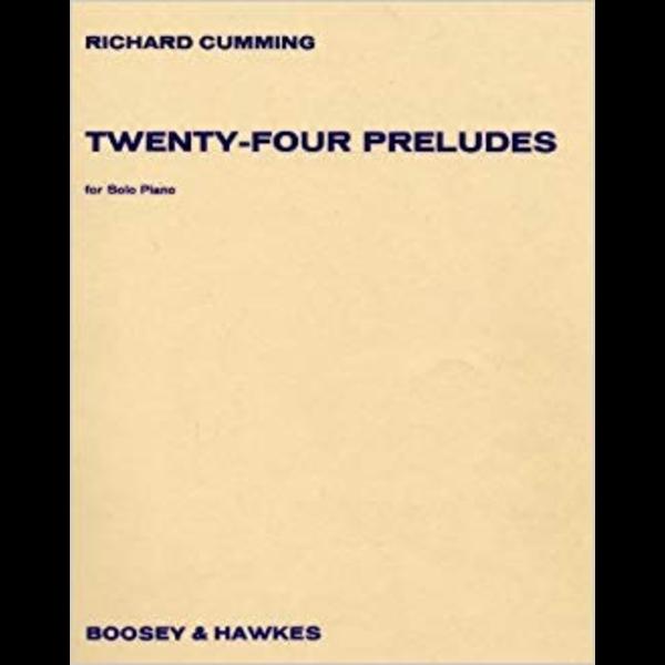 Boosey & Hawkes Cumming - Twenty-Four Preludes