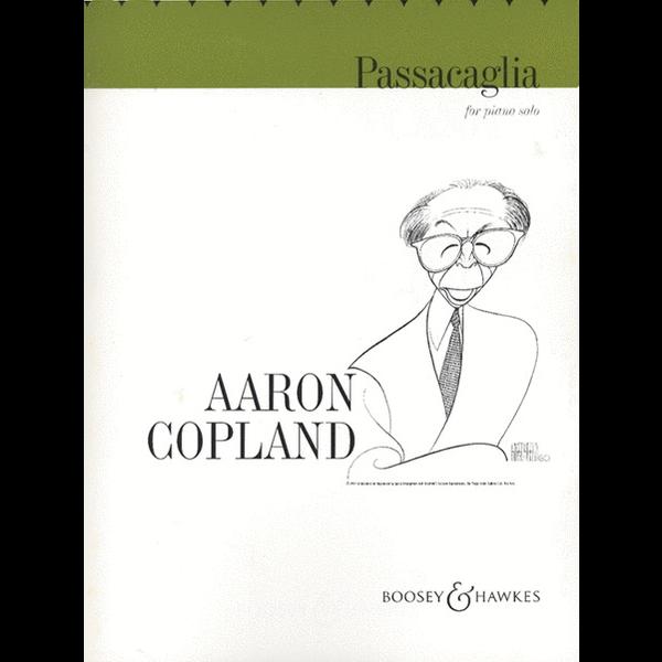 Boosey & Hawkes Copland - Passacaglia
