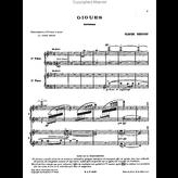 Lauren Publications Debussy- Gigues