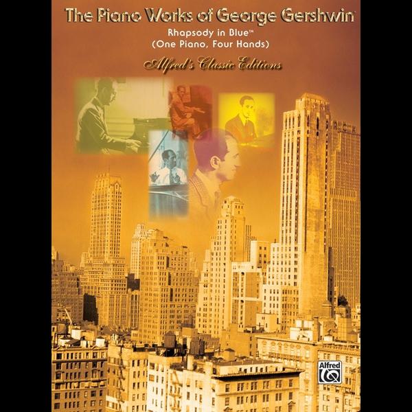 Alfred Music Gershwin - Rhapsody in Blue Duet