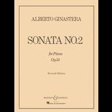Boosey & Hawkes Ginastera - Sonata No. 2, Op. 53