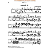 Boosey & Hawkes Rachmaninoff - Sonata No. 2, Op. 36 Original and Revised Editions, Complete