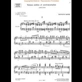 Editions Durand Ravel - Valses Nobles et Sentimentales