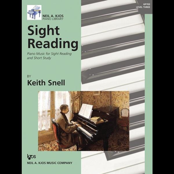 Kjos Sight Reading, Level 3