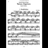 Lauren Publications Tausig - Waltz-Caprices after Johann Strauss