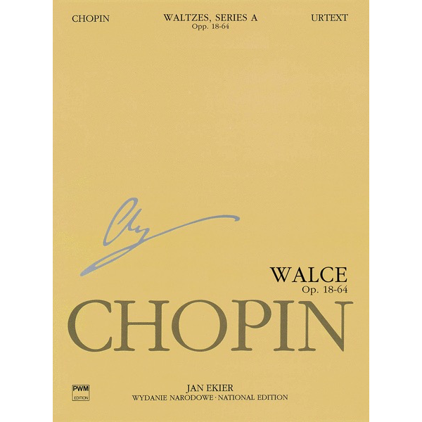 PWM Edition Chopin - Waltzes, Op. 74 Series B