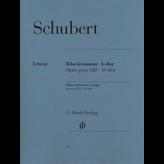 Henle Urtext Editions Schubert - Piano Sonata A Major Op. Posth. 120 D 664