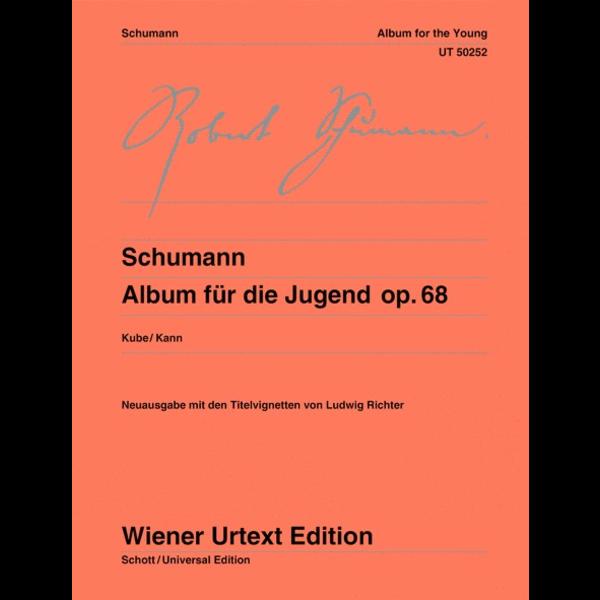 Wiener Urtext Edition Schumann - Album for the Young