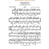 Schirmer Dvorák - Slavonic Dances, Op. 46 - Books 1 & 2