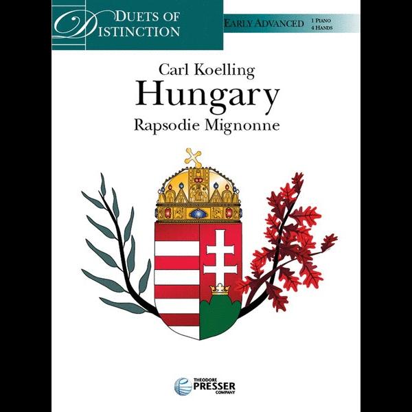 Theodore Presser Koelling - Hungary 4 hands