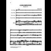 Henle Urtext Editions Haydn - Concertante in B-flat Major Hob.I:105