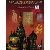 Alfred Music The Piano Works of Rachmaninoff, Volume XIII: Piano Concerto No. 3