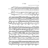 Alfred Music The Piano Works of Rachmaninoff, Volume IX: Works for Two Pianos/Four Hands