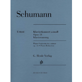 Henle Urtext Editions Schumann - Piano Concerto in A minor, Op. 54
