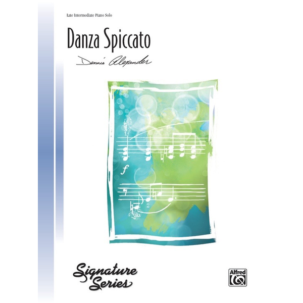 Alfred Music Danza Spiccato
