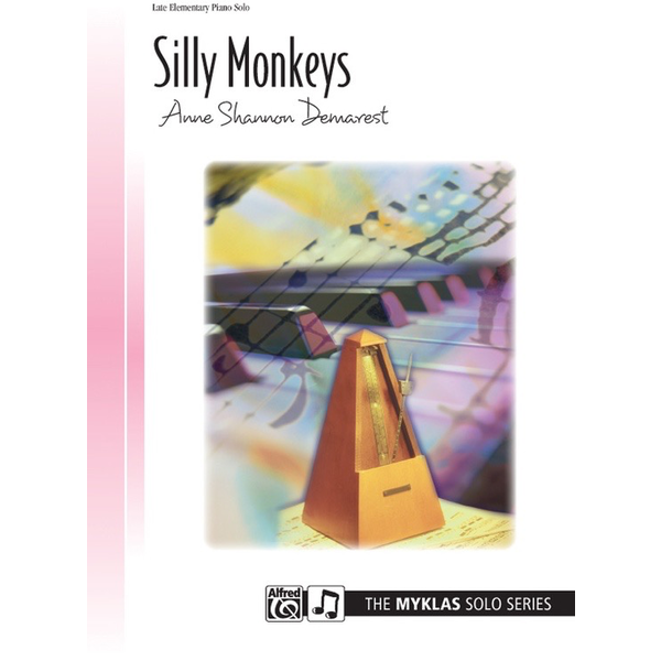 Alfred Music Silly Monkeys