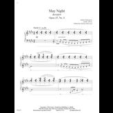 FJH May Night, Op. 27, No. 4