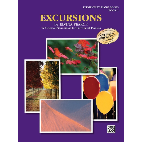 Alfred Music Excursions, Book 1