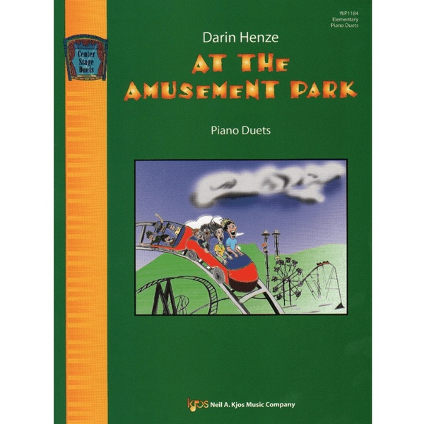 Kjos At the Amusement Park