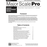 Alfred Music Major Scale Pro, Book 2