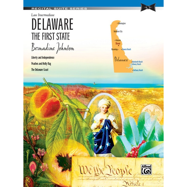 Alfred Music Delaware: The First State