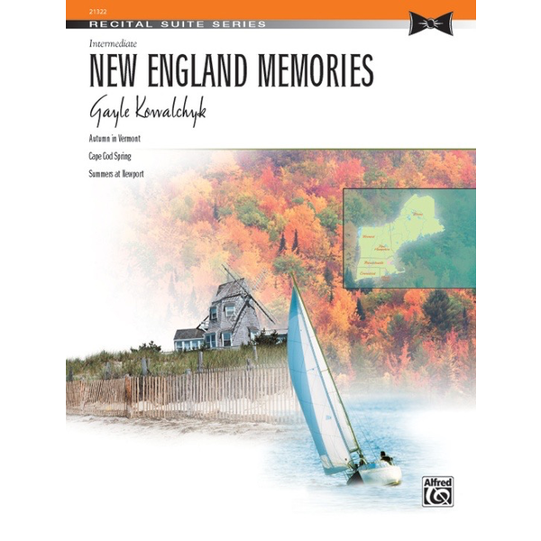 Alfred Music New England Memories