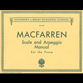 Schirmer Scale and Arpeggio Manual