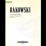Edition Peters Rakowski - The Easy Études