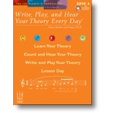 FJH Write, Play, and Hear Your Theory Every Day Book 6