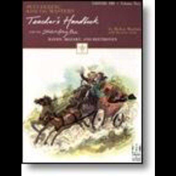 FJH Succeeding with the Masters®, Teacher's Handbook, Classical Era, Volume Two