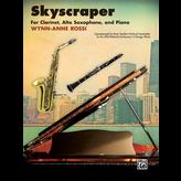 Alfred Music Skyscraper: for Clarinet, Alto Saxophone, and Piano