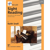Kjos Sight Reading: Piano Music for Sight Reading and Short Study, Level 6
