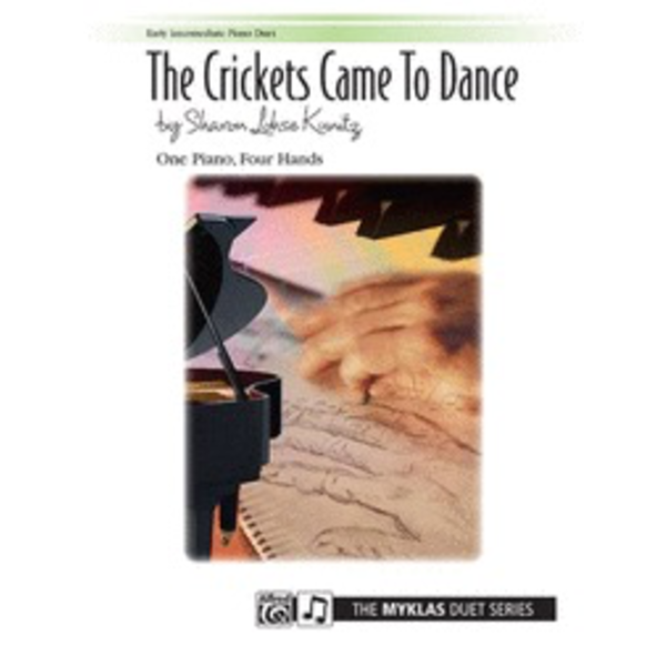 Alfred Music Crickets Came to Dance