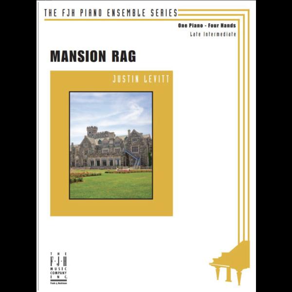 FJH Mansion Rag
