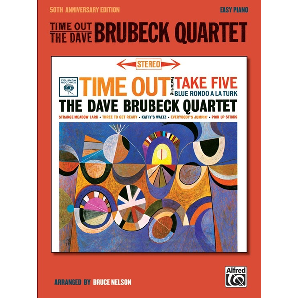 Alfred Music Time Out: The Dave Brubeck Quartet