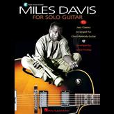 Hal Leonard Miles Davis for Solo Guitar