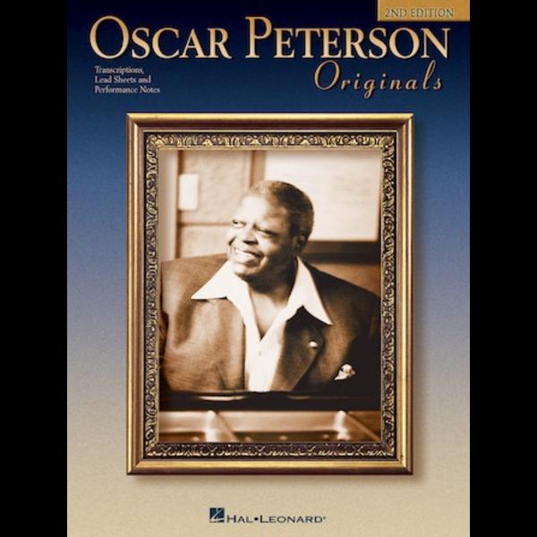 Hal Leonard Oscar Peterson Originals, 2nd Edition