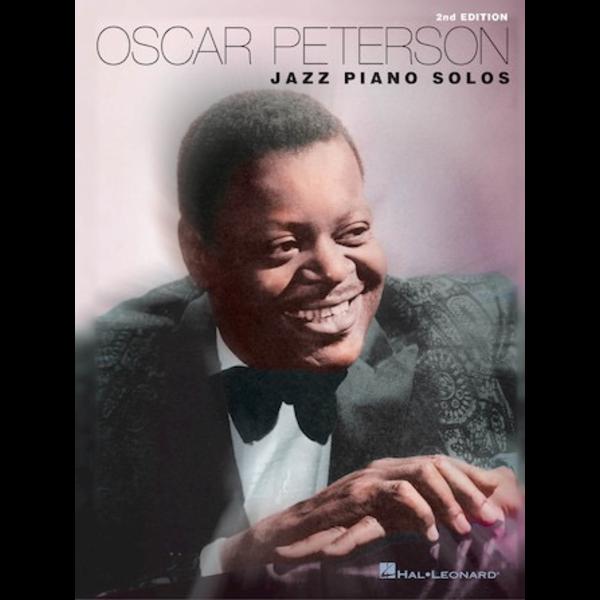 Hal Leonard Oscar Peterson - Jazz Piano Solos, 2nd Edition