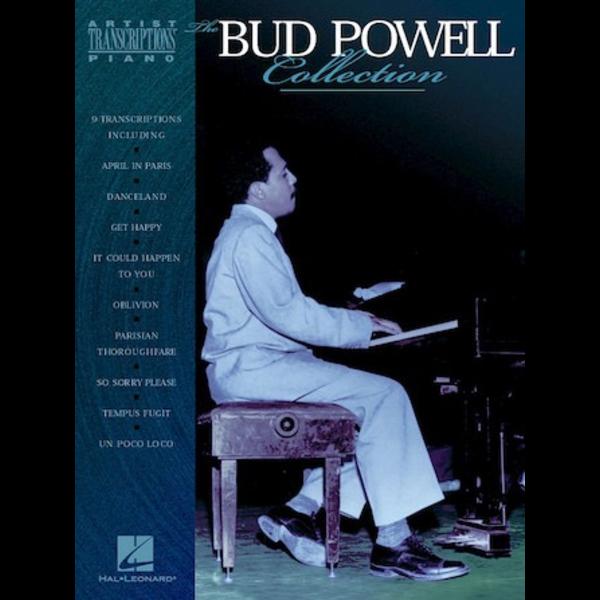 Hal Leonard The Bud Powell Collection