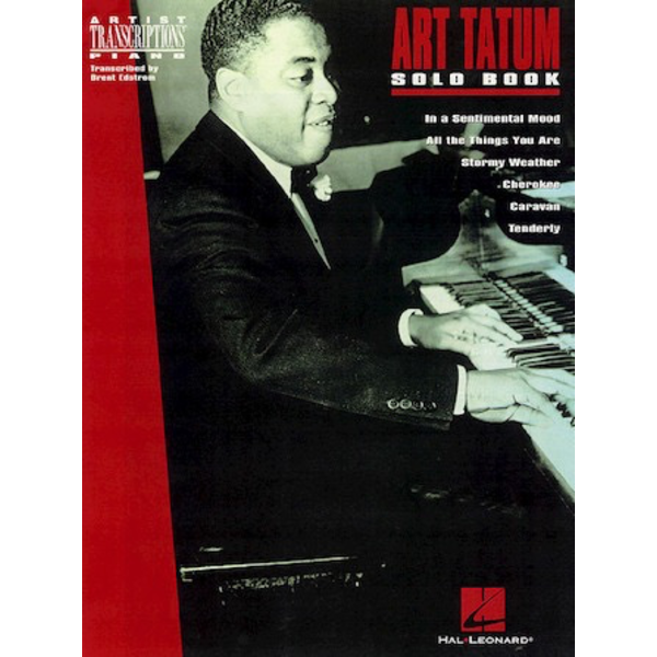 Hal Leonard The Art Tatum Solo Book